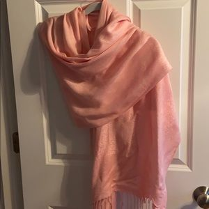 Gorgeous pink scarf